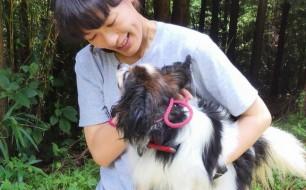 保護犬のリハビリ(心の)トレーニング(1)